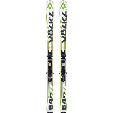 Volkl RTM 84 Ski System with Bindings (Men's) -