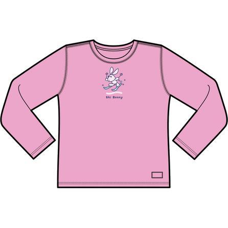 Life is Good Ski Bunny Shirt (Women's) -
