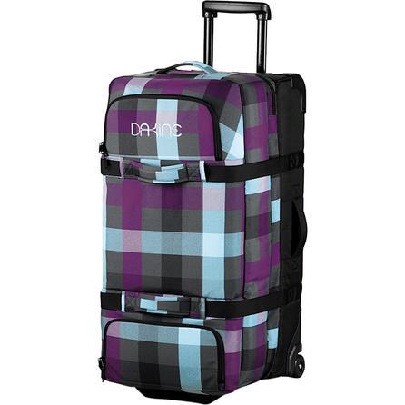 Dakine Split Roller Small Rolling Duffel Bag (Women's) -