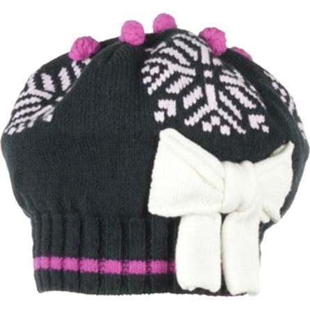 Obermeyer Snowflake Knit Beret (Toddler Girls') -