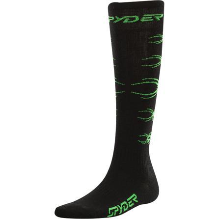 Spyder Bug Out Ski Sock (Junior Kids') -