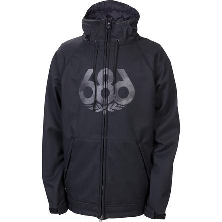 686 TAG Softshell Snowboard Jacket (Men's) -