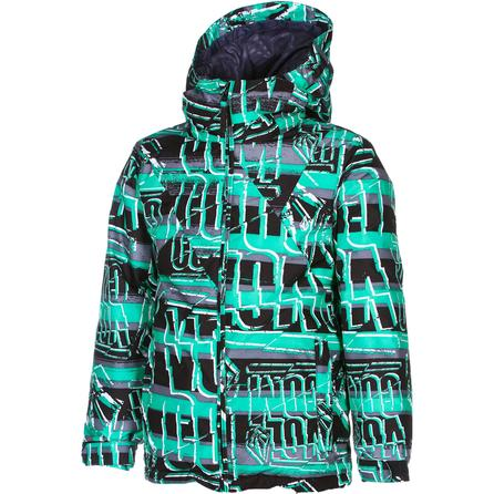Volcom Impact Insulated Snowboard Jacket (Boys') -