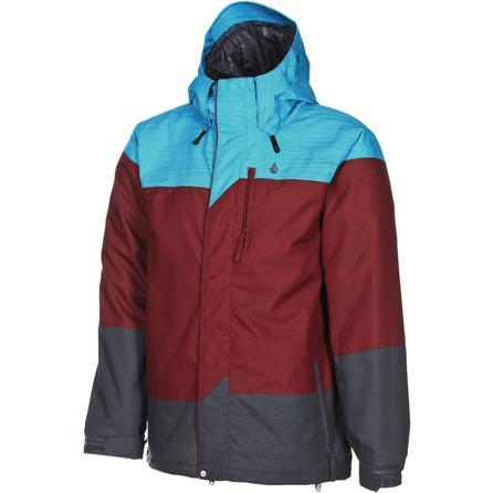 Volcom Threes Insulated Snowboard Jacket (Men's) -