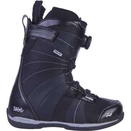 Ride Sage BOA Snowboard Boot (Women's) - Black