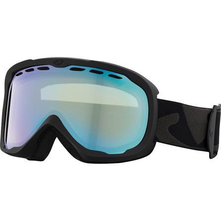 Giro Focus Flash Goggles - Black/Icon White