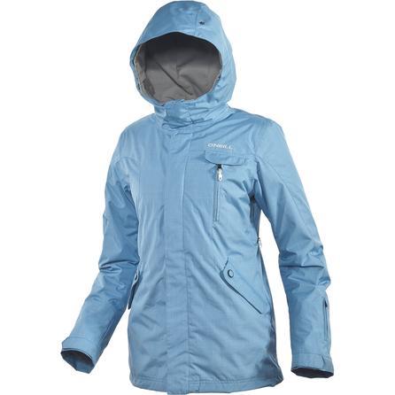 O Neill Rainbow Insulated Snowboard Jacket Women S