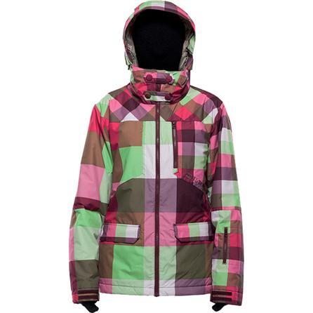 Billabong Checkyourbooty Insulated Snowboard Jacket (Women's) -