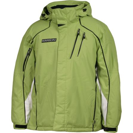 Karbon Lithium Insulated Ski Jacket (Men's) -