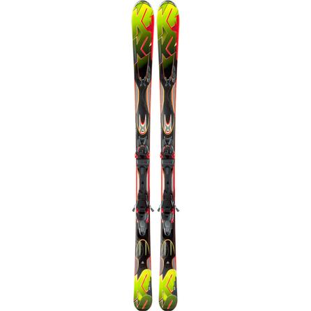 K2 Amp Rictor Ski System with Bindings (Men's) -