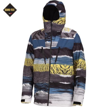 Quiksilver Travis Rice Symbol GORE-TEX Shell Snowboard Jacket (Men's) -