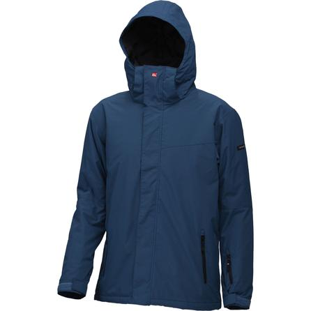 Quiksilver Next Mission Solid Insulated Snowboard Jacket (Men's) -