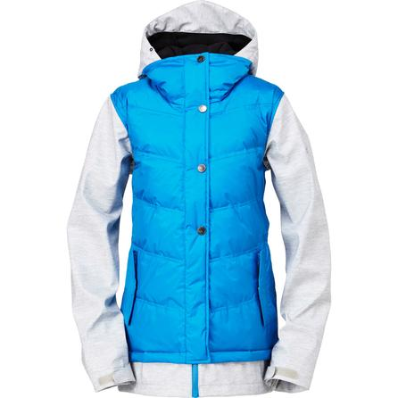 Roxy Bumblebee Softshell Vest (Women's) - Blue