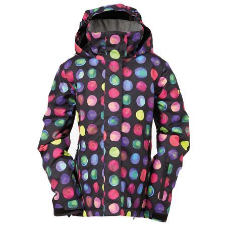 Roxy Jetty Insulated Snowboard Jacket (Girls') -