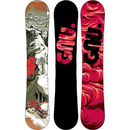Gnu Eco-Genetic Snowboard (Men's) -