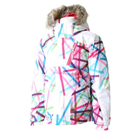 Spyder Bitsy Lola Ski Jacket (Toddler Girls') -