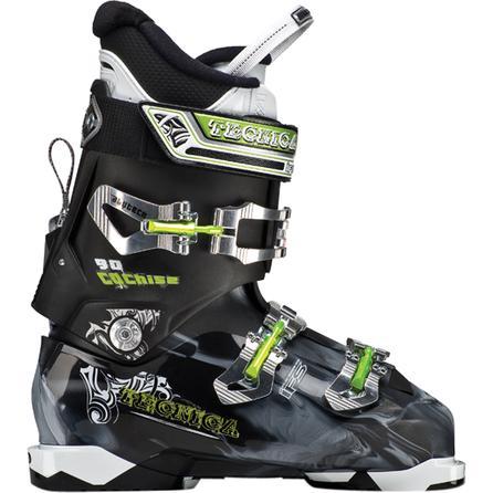Tecnica Cochise 90 Ski Boot (Men's) - Smoke Black