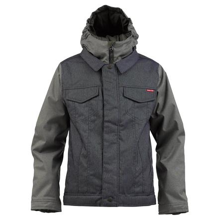 Burton Denim Snowboard Jacket (Boys') -