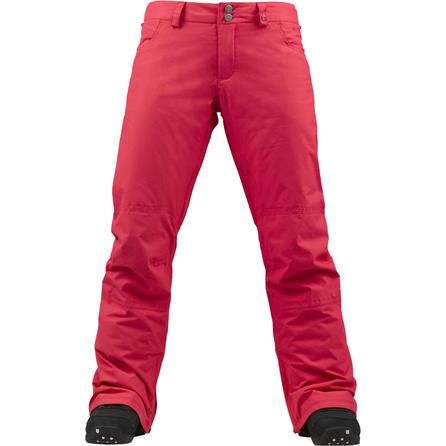Burton Society Insulated Snowboard Pant (Women's) -