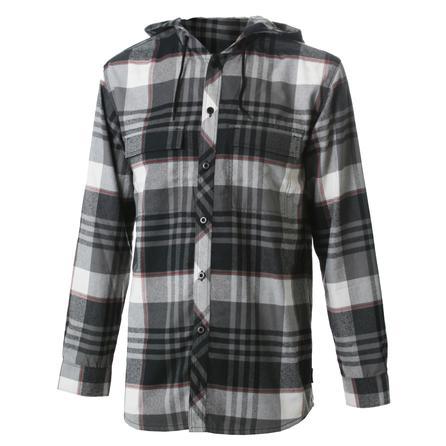 Burton Ruckus Hooded Flannel Shirt (Men's) -