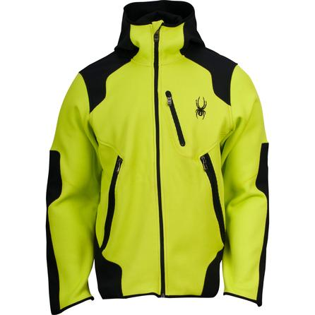 Spyder Stated Softshell Hybrid Core Sweater (Men's) -