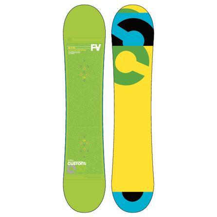 Burton Custom Smalls Flying V-Rocker Snowboard (Kids') -