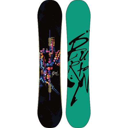 Burton Deja Vu Flying V-Rocker Snowboard (Women's) -
