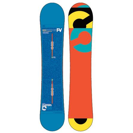 Burton Custom Flying V-Rocker Snowboard (Men's) -