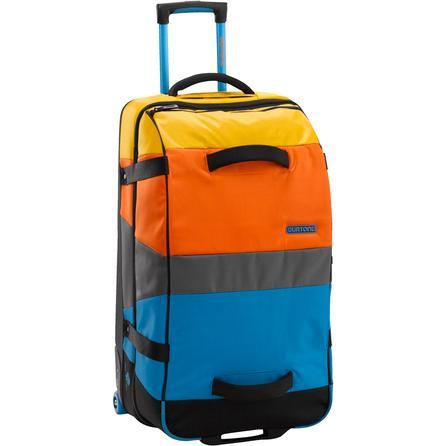 Burton Wheelie Double Deck Rolling Duffel Bag -