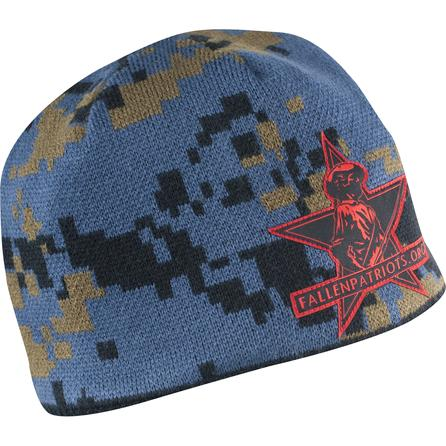 Spyder Fallen Patriot Digital Camo Hat (Men's) -