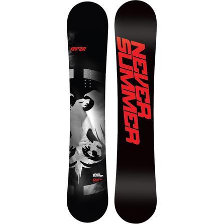Never Summer Raptor X Wide Snowboard (Men's) -
