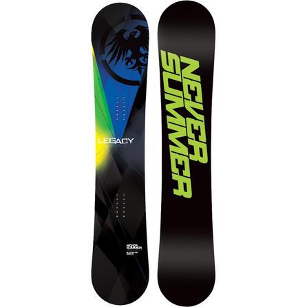 NeverSummer Legacy Mid-Wide Snowboard (Men's) -