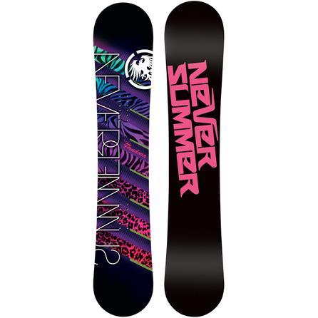 Never Summer Pandora Snowboard (Women's) -