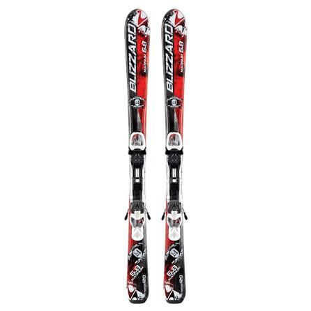 Blizzard Magnum Ski System with Bindings (Boys') -