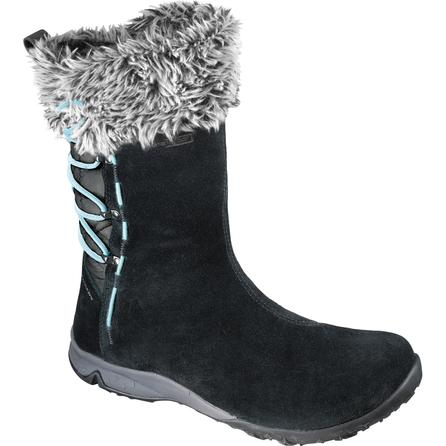 Salomon Luxy Big Fur Waterproof Boot (Women's) -