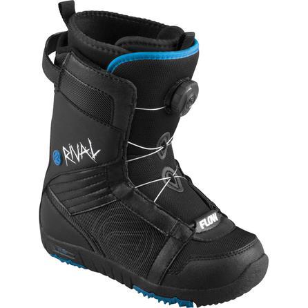 Flow Micron Rival Jr BOA Snowboard Boots (Kids') -