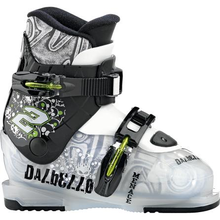 Dalbello Menace 2 Ski Boot (Kids') - Tranparent Black