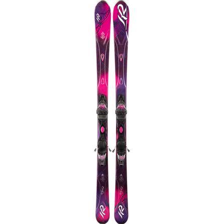 K2 SuperFree 76 Ski System with Bindings (Women's) -