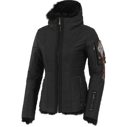 Bogner Isara-P Insulated Ski Jacket with Fur (Women's) -