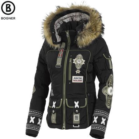 Bogner Pira-D Down Ski Jacket with Fur (Women's) -