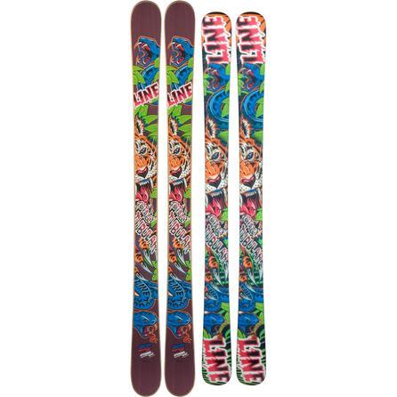 Line Afterbang Shorty Skis (Kids') -