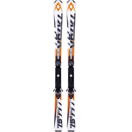 Volkl RTM 75 IS Ski System with Bindings (Men's) -