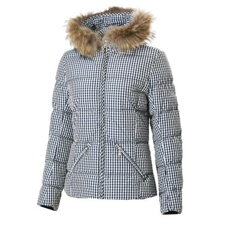 Bogner Maggie-D Down Checkered Ski Jacket (Girls') -