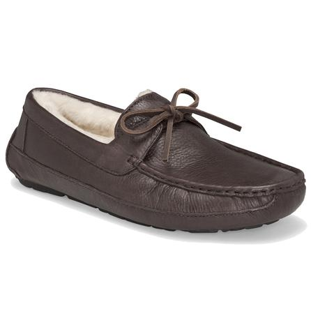 UGG Byron Slipper (Men's) - Chocolate Leather