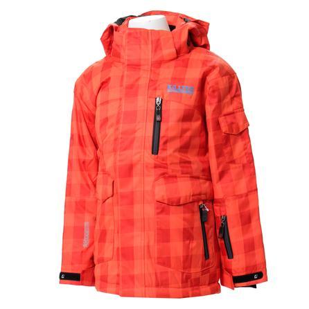 Killtec Eddy Jr Checker Ski Jacket (Boys') -