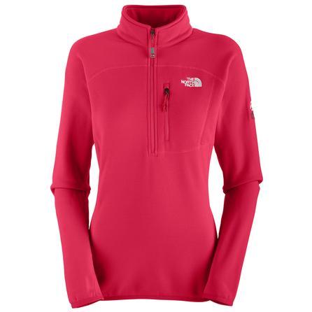 The North Face Flux Power Stretch 1/4-Zip Fleece Top (Women's) -