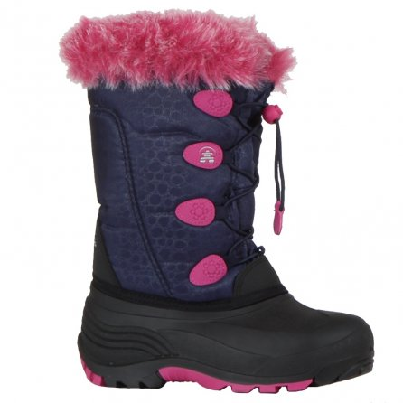 Kamik Snowgypsy Boot (Girls') - Navy