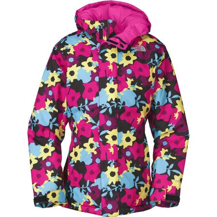 The North Face Denay Insulated Ski Jacket (Girls') -