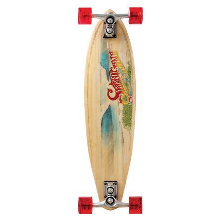 Sector 9 Puerto Rico Longboard Skateboard -