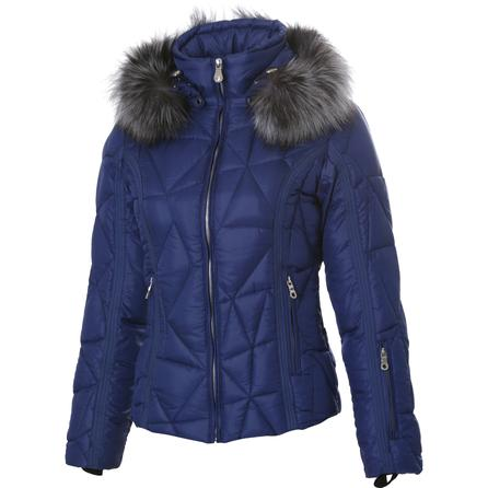 A Diamond in the Snow Puzzlestar Down Ski Jacket (Women's) -